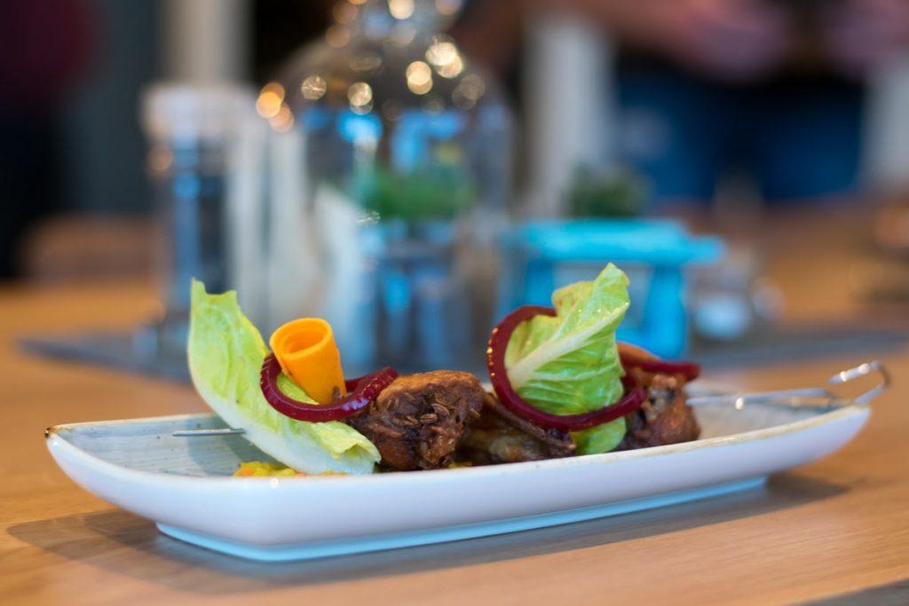 Dineren bij Restaurant De Babbelaar Oostkapelle